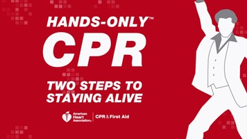 FREE Hands-Only CPR and AED Training Class